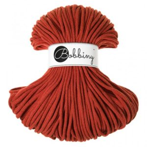 Bobbiny Premium Burnt Orange