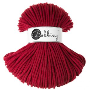 Bobbiny Premium Wine Red