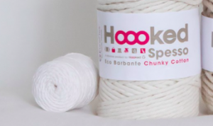 Spesso chunky cotton wolzolder hoooked