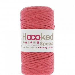 Spesso chunky cotton coral2
