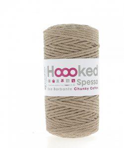 wolzolder Spesso chunky cotton teak2