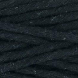 Wolzolder Spesso chunky cotton Noir