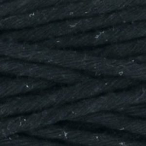 Wolzolder Spesso chunky cotton Noir