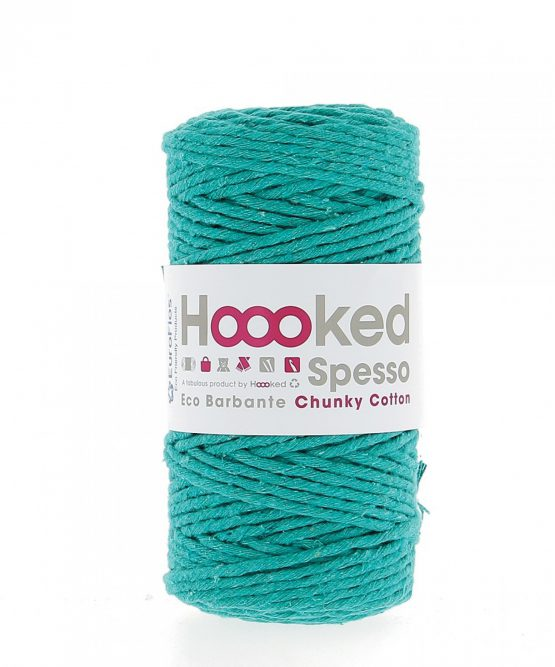 Wolzolder Spesso chunky cotton Lagoon2