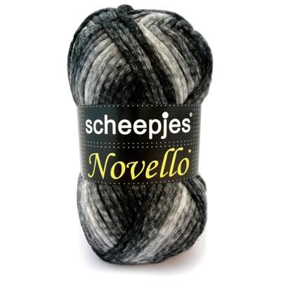 Scheepjes-Novello gemêleerd grijs wolzolder