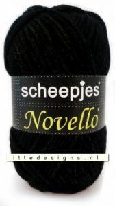 Scheepjes-Novello Zwart wolzolder