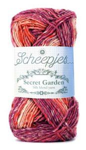 Wolzolder Scheepjes Secret Garden 708 Rose Arch
