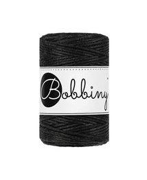 bobbiny 1,5mm macrame wolzolder black