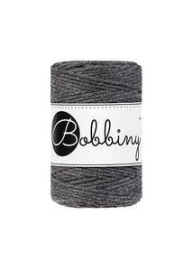 bobbiny 1,5mm macrame wolzolder charcoal
