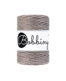 bobbiny 1,5mm macrame wolzolder coffee