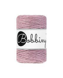 bobbiny 1,5mm macrame wolzolder dusty pink