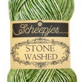 wolzolder Scheepjes Stone Washed - 806 - Canada Jade