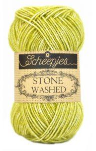 wolzolder Scheepjes Stone Washed - 812 - Lemon Quartz