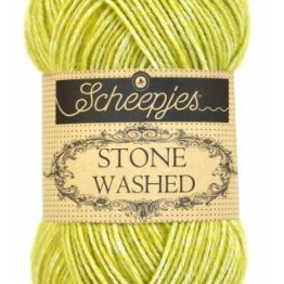 wolzolder Scheepjes Stone Washed - 812 - Lemon Quartz