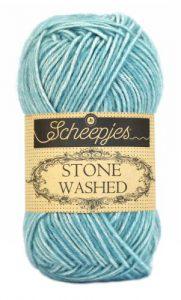 wolzolder Scheepjes Stone Washed - 813 -Amazonite-2