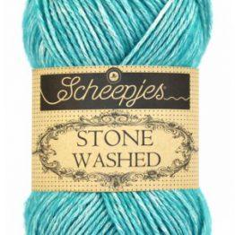wolzolder Scheepjes Stone Washed - 815- Green Agate