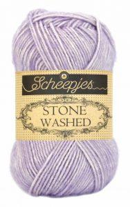wolzolder Scheepjes Stone Washed - 818 - Lilac Quartz