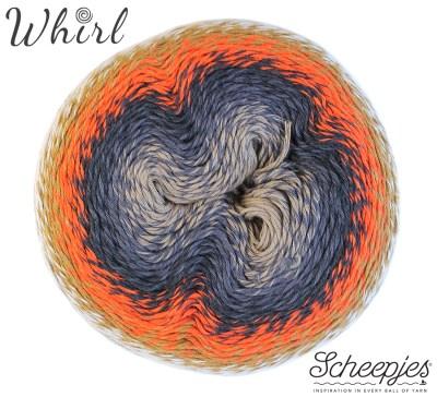 Scheepjes-Whirl 771 Jumpin' Jaffa Pop