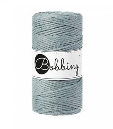 Wolzolder Bobbiny macrame 3mm Raw Denim