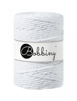 Bobbiny macrame 5mm Wolzolder White