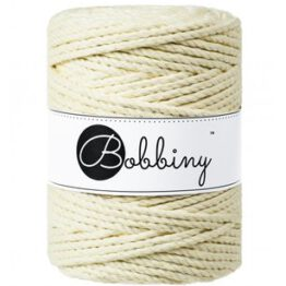 Bobbiny triple twist 5mm Wolzolder Blonde
