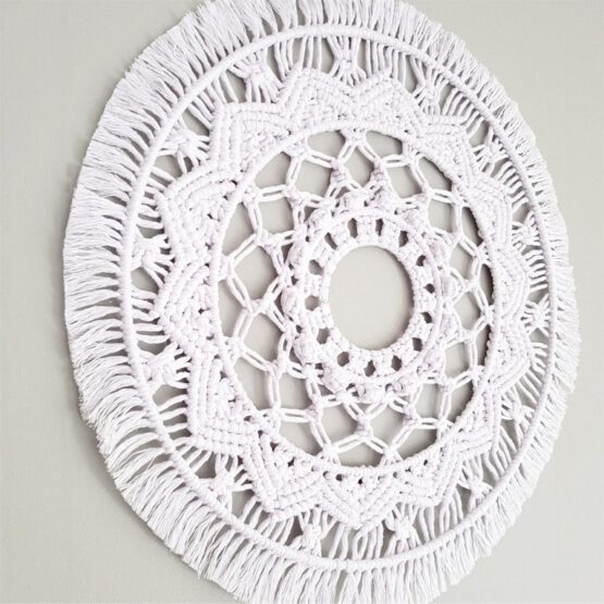Wandhanger Dreamcather Mandala