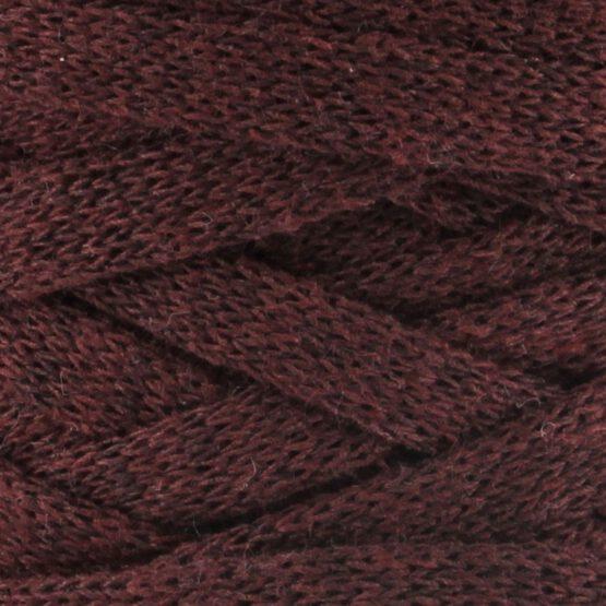 Hoooked RibbonXL wolzolder Maroon Rust
