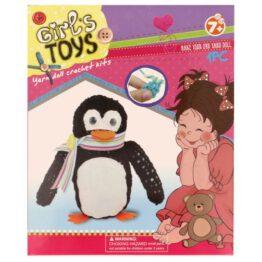 haakpakket kids wolzolder pinguïn