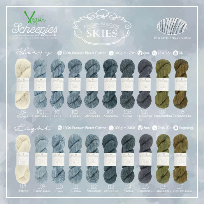 assortiment skies light & heavy Wolzolder