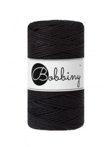 black-3mm-100m TT3mm Bobbiny